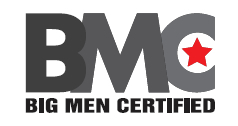 Big Men Certified